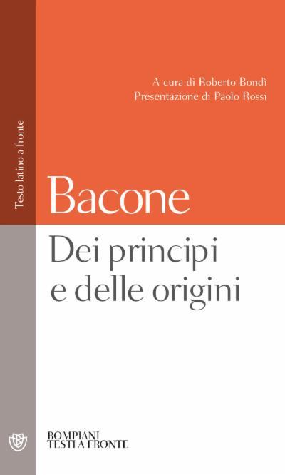 Dei principi e delle origini. Testo latino a fronte