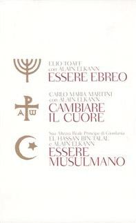 Essere ebreo-Cambiare il cuore-Essere musulmano