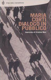 Dialogo in pubblico. Intervista di Cristina Nesi