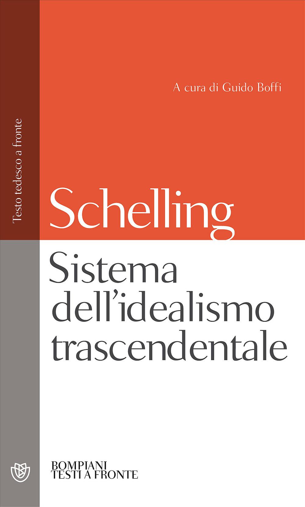 Sistema dell'idealismo trascendentale