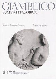 Summa pitagorica. Testo greco a fronte