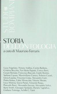Storia della ontologia