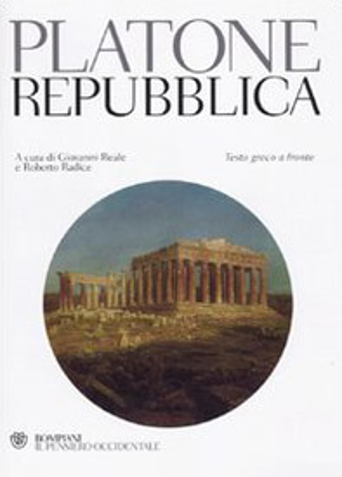 La Repubblica. Testo greco a fronte
