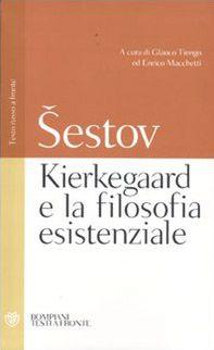 Kierkegaard e la filosofia esistenziale. Testo russo a fronte