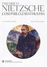 Così parlò Zarathustra. Testo tedesco a fronte
