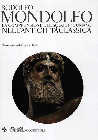 La comprensione del soggetto umano nell'antichità classica