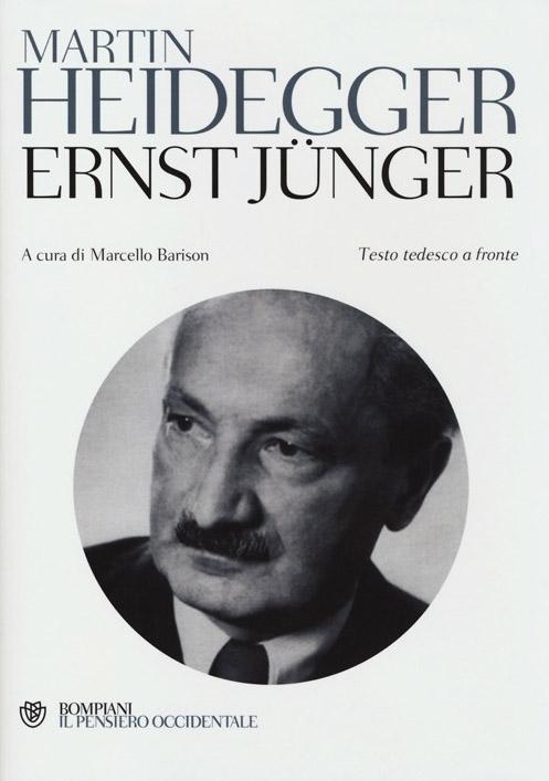 Ernst Jünger. Testo tedesco a fronte