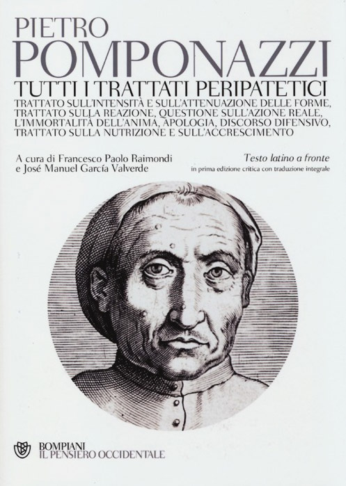 Tutti i trattati peripatetici. Testo latino a fronte
