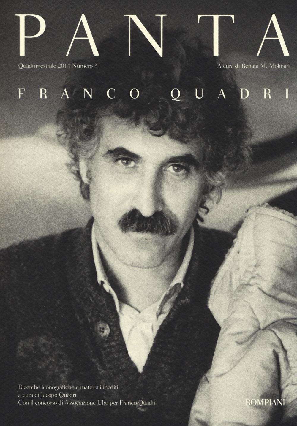 Panta. Franco Quadri