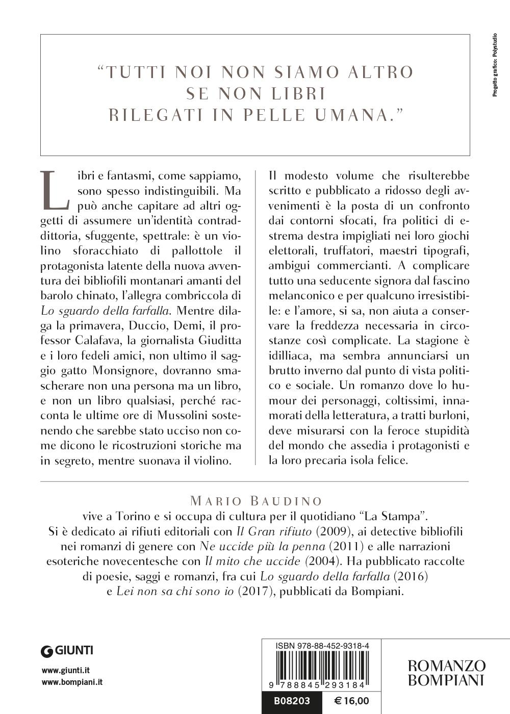 Il violino di Mussolini