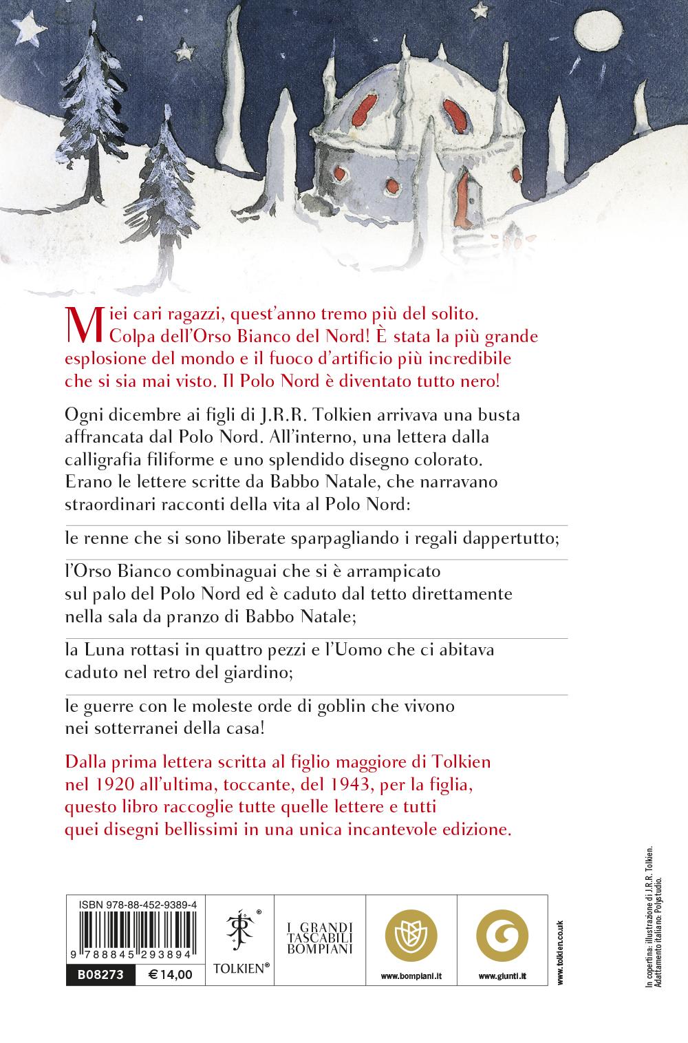 Immagini Di Lettere Per Babbo Natale.Lettere Da Babbo Natale Giunti