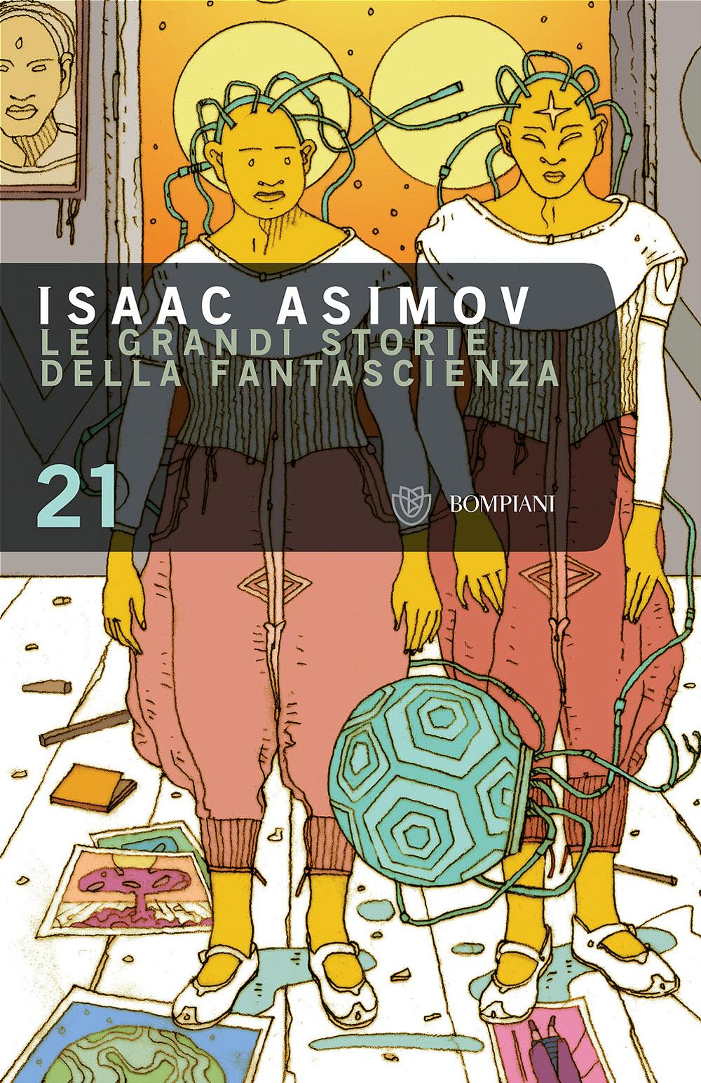 Le grandi storie della fantascienza 21