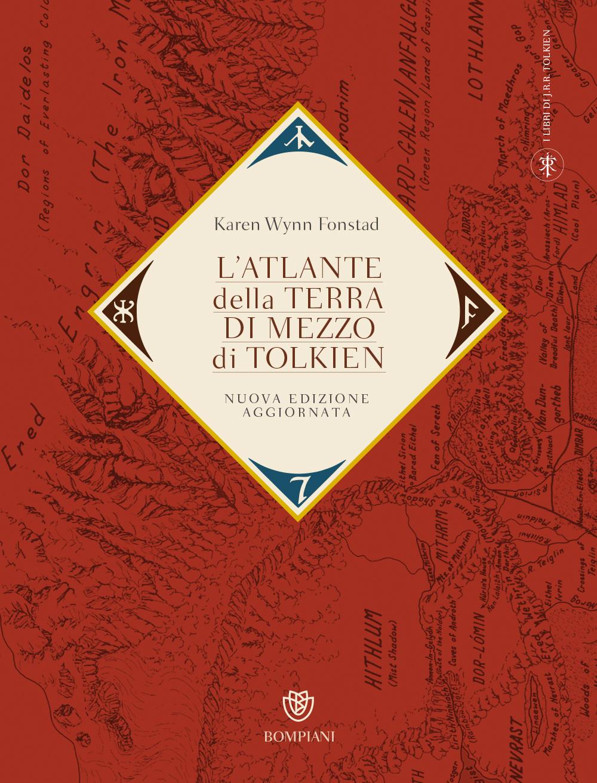 L'Atlante della terra di mezzo di Tolkien