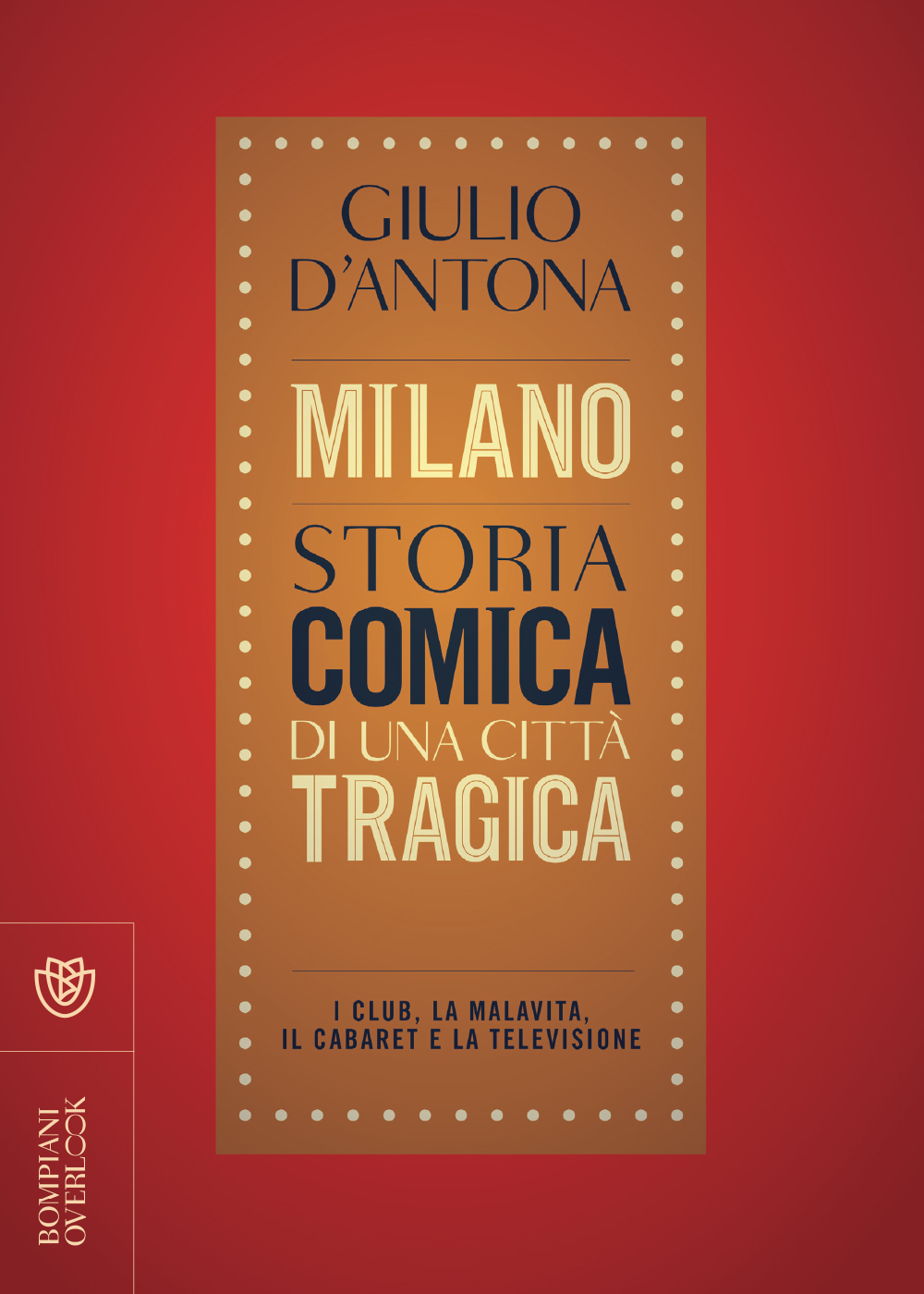 Milano. Storia comica di una città tragica