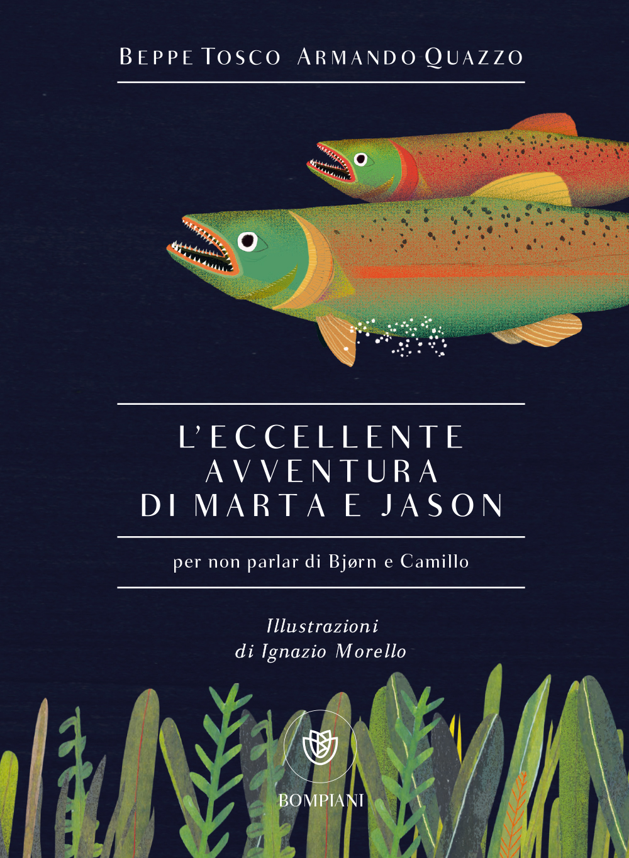 L'eccellente avventura di Marta e Jason