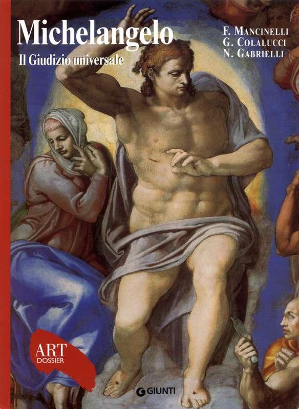 Michelangelo. Il Giudizio universale (con fascicolo in inglese)