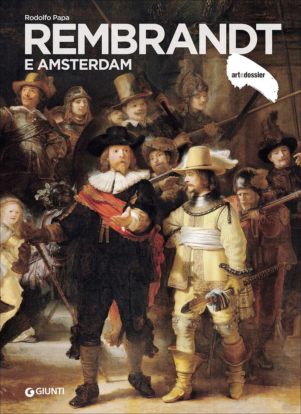 Rembrandt e Amsterdam