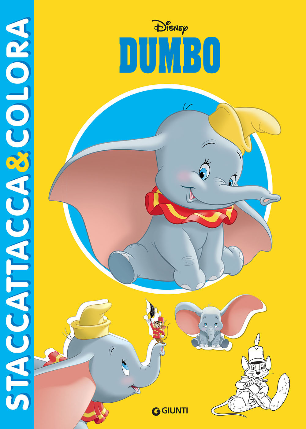 Staccattacca&colore Dumbo
