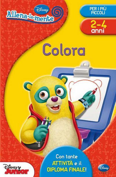 Colora. Con adesivi. Ediz. illustrata