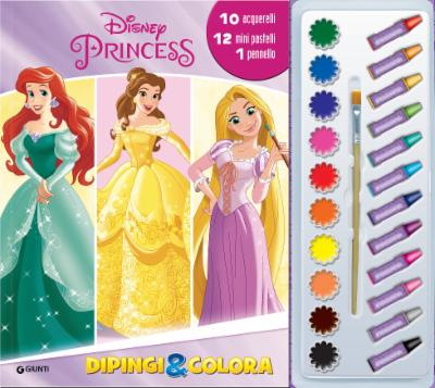 Disney Princess Dipingi & colora