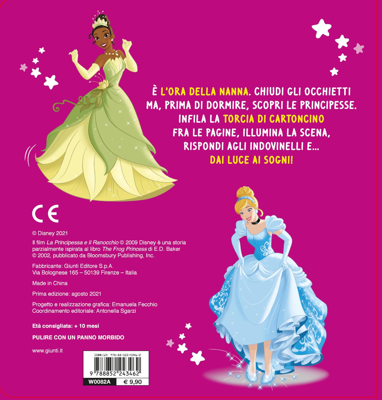 Disney Princess Brillanotte - Racconti per dare luce ai sogni