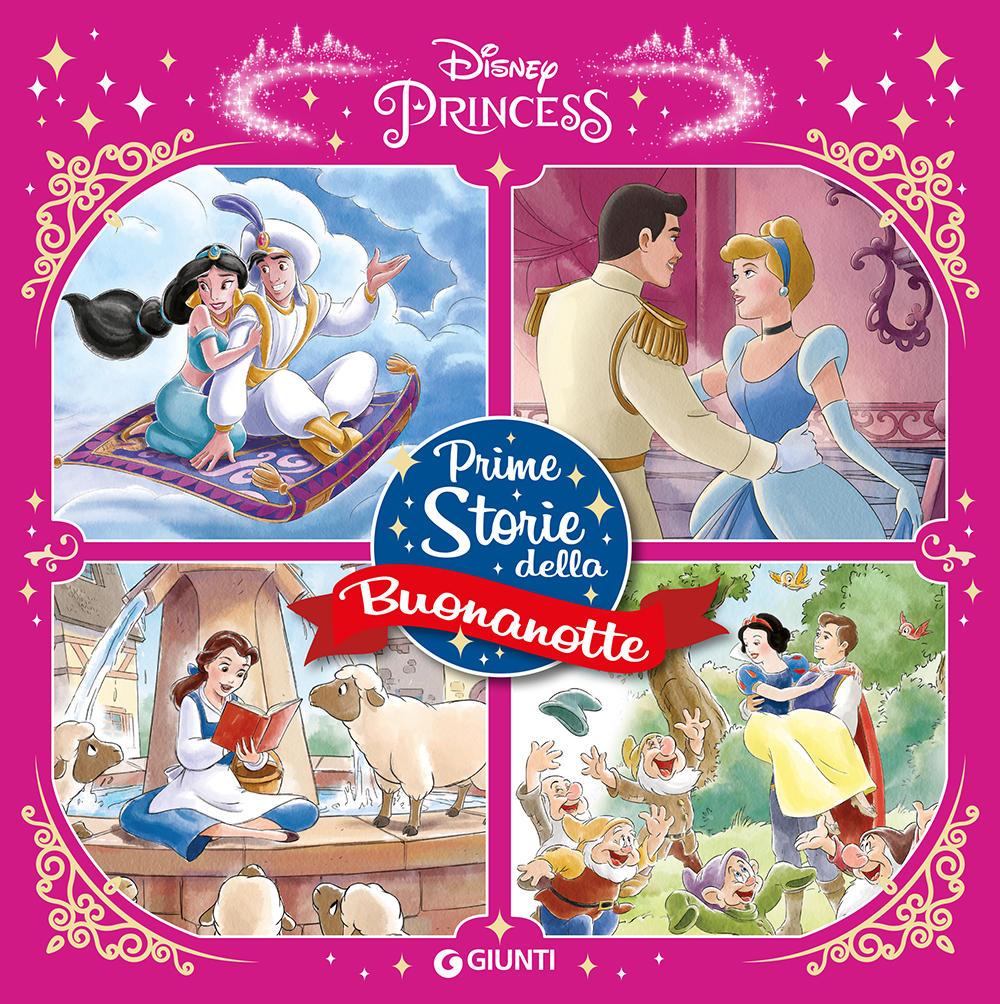 Disney Princess Prime storie della buonanotte
