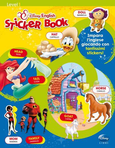 Sticker book. Level 1. Con adesivi. Ediz. bilingue