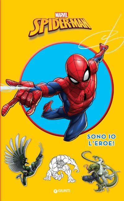 Spiderman Sono io l'eroe! - Staccattacca&colora
