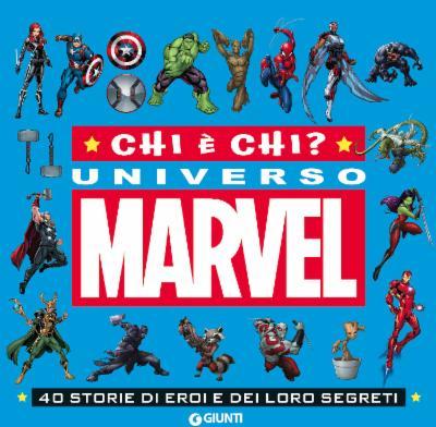 Chi è chi? Universo Marvel