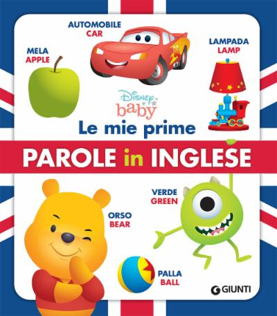 Disney Baby Le mie prime parole in inglese