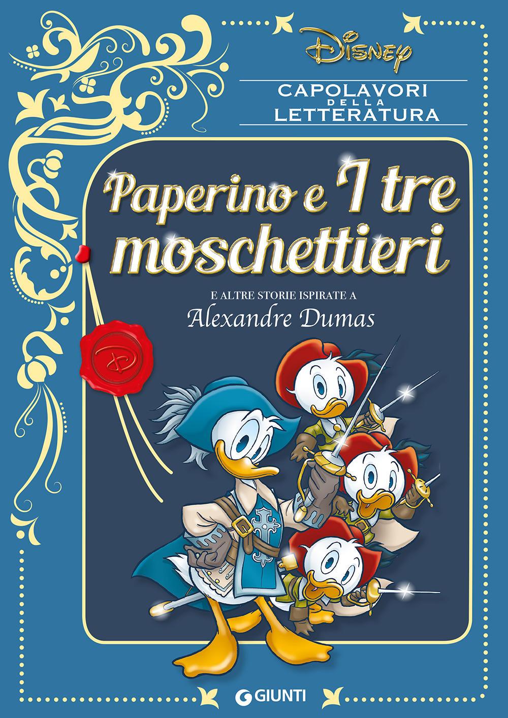 Paperino e I tre moschettieri