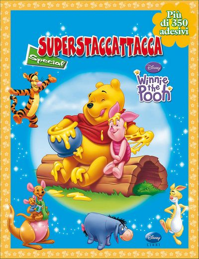 Superstaccattacca Special - Winnie the Pooh