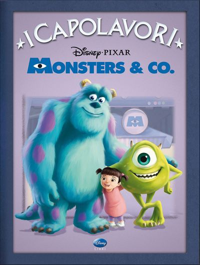Monsters & Co. - I Capolavori