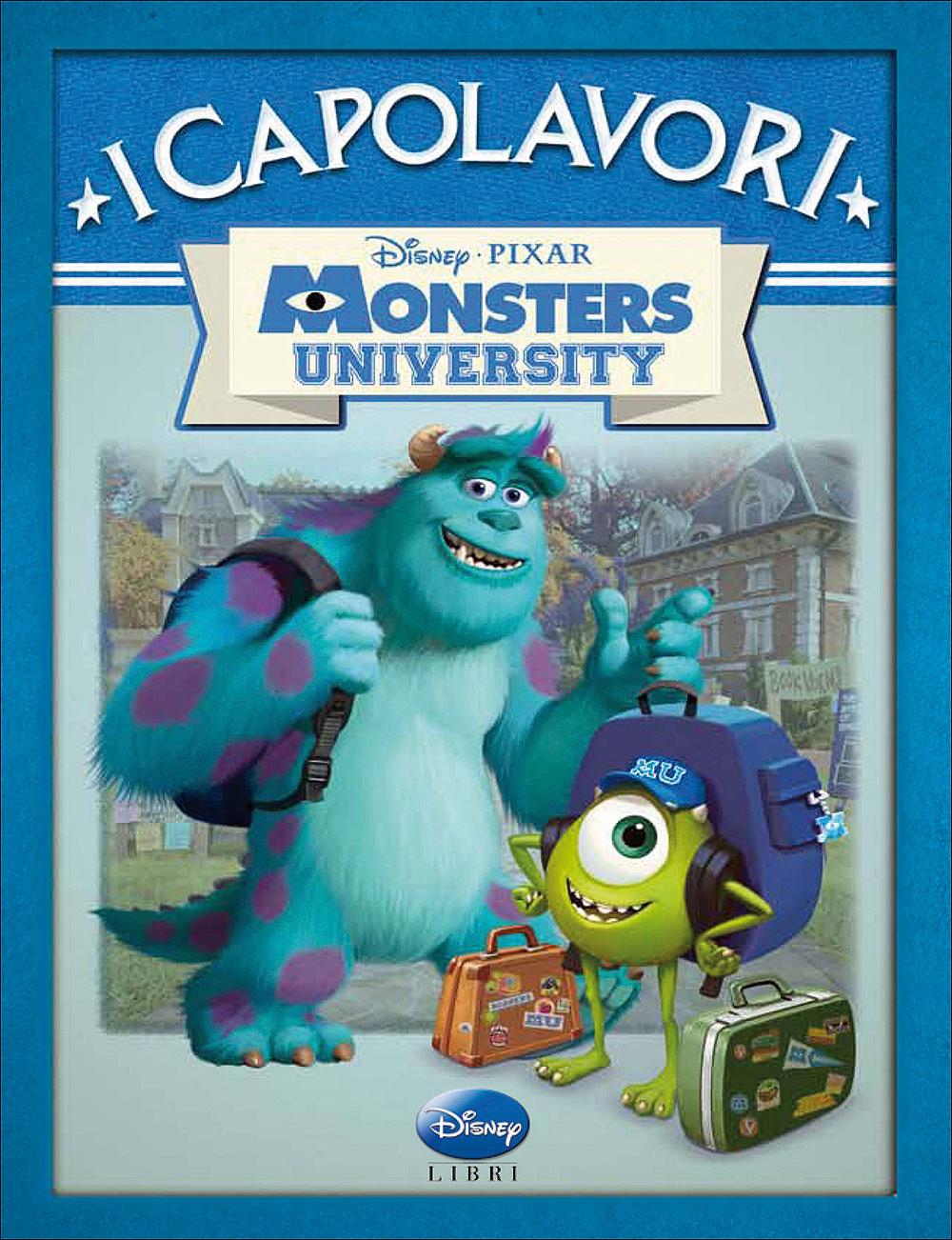 Monsters University - I Capolavori