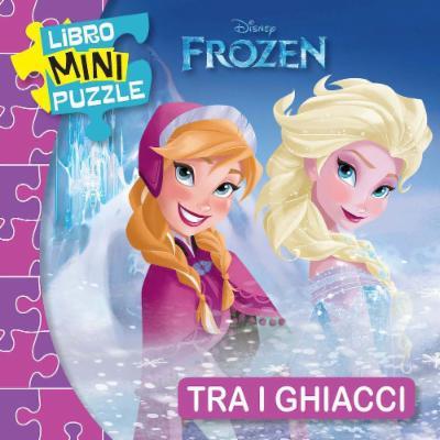 Disney Frozen Libro Mini puzzle - Tra i ghiacci