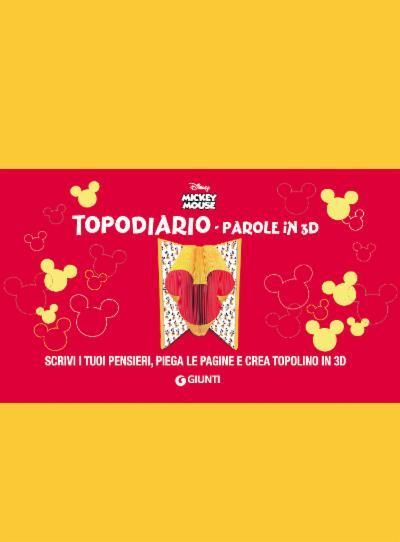 Mickey Topodiario - Parole in 3d