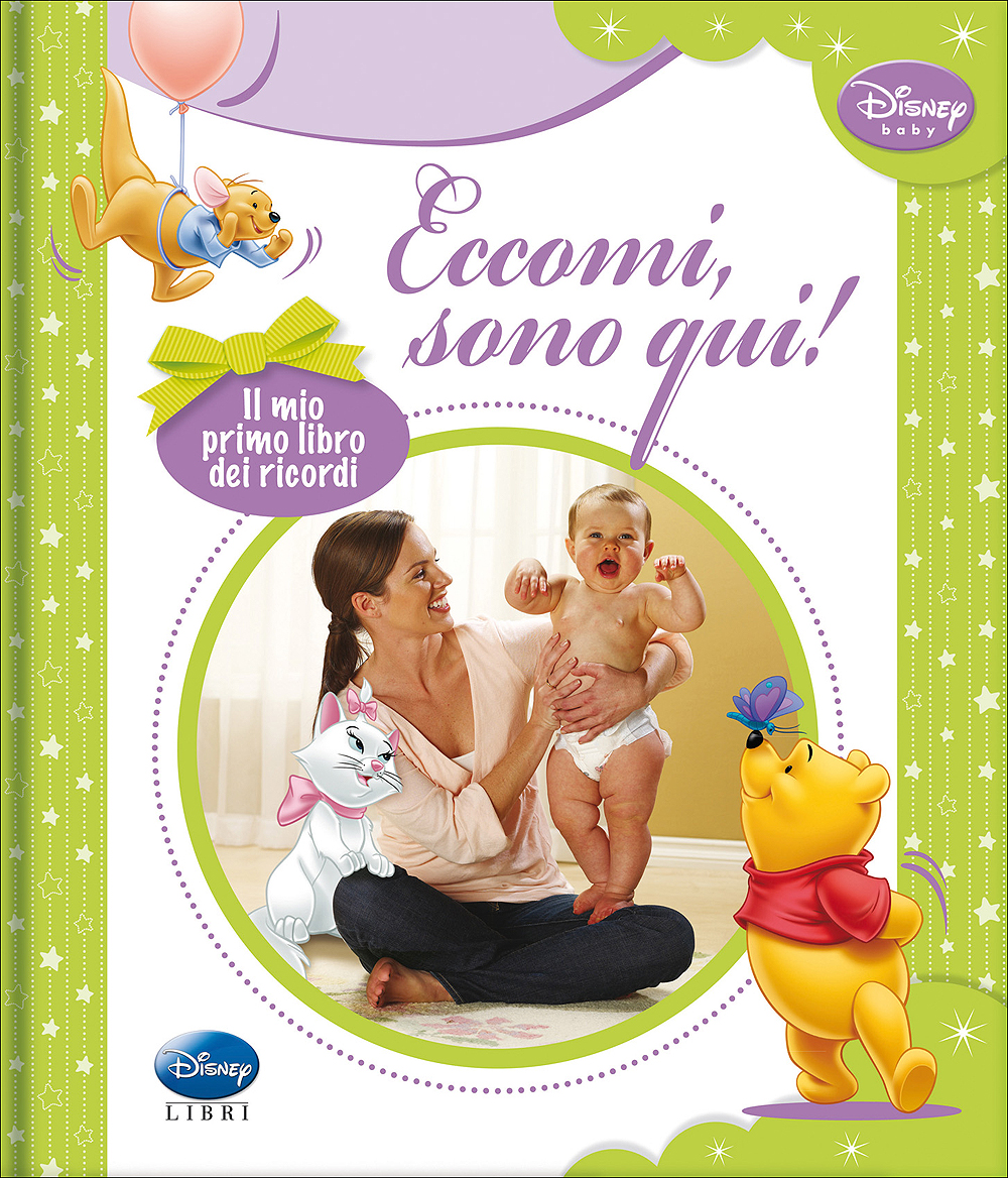 Disney Baby - Il mio primo libro dei ricordi