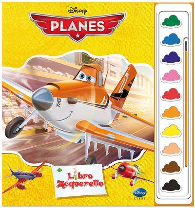 Libro Acquerello - Planes