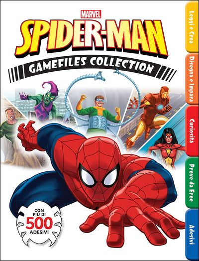 Gamefiles Collection - Spider-Man
