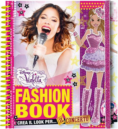 Fashion Book - Violetta