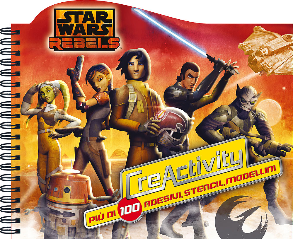 Crea Activity - Star Wars Rebels