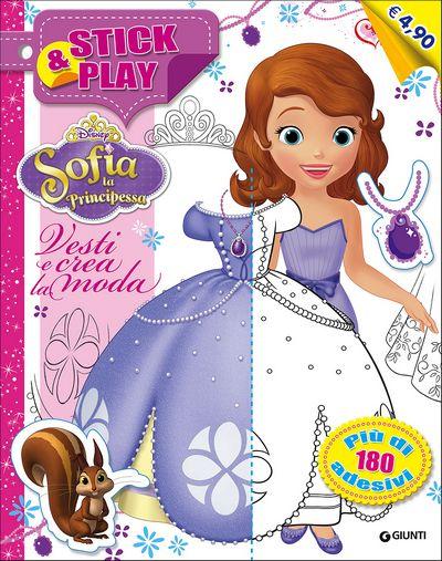 Stick&Play - Sofia la Principessa