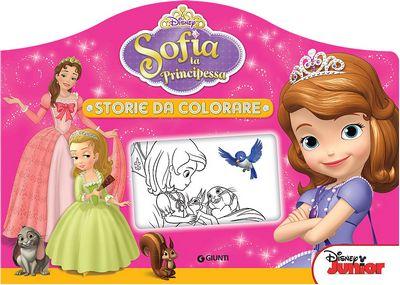 Sofia la Principessa - Storie da colorare