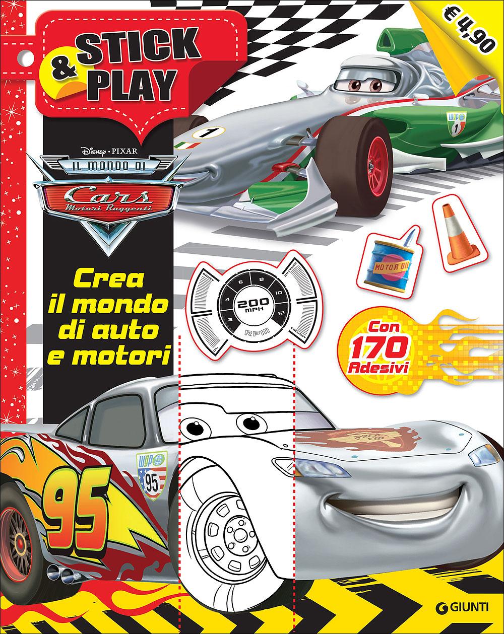 Stick&Play - Cars