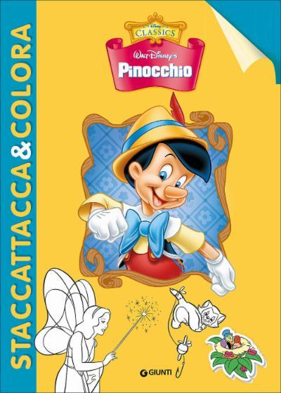 Pinocchio - Staccattacca&Colora