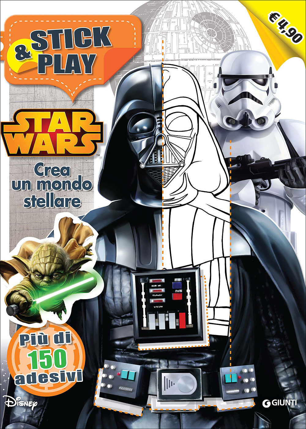 Stick & Play - Star Wars