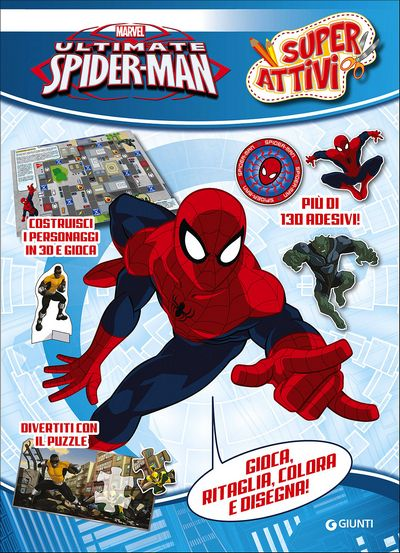 Super Attivi - Ultimate Spider-Man