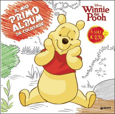 Il Mio Primo Album da Colorare - Winnie the Pooh