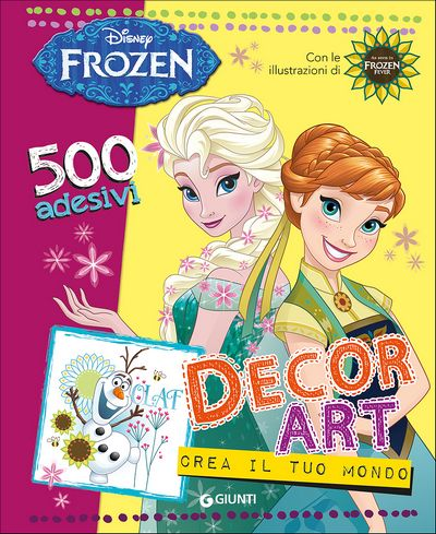 Decor Art - Frozen