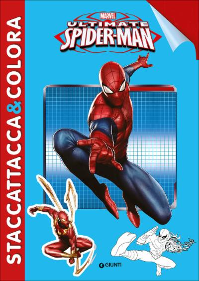 Staccattacca&Colora - Ultimate Spider-Man